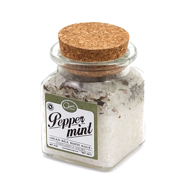 Peppermint Bath Salt