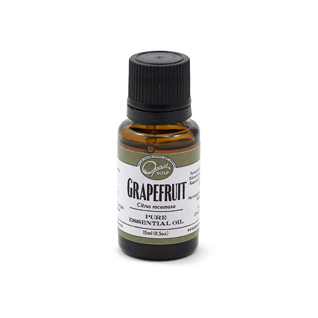 Grapefruit (Citrus racemosa)