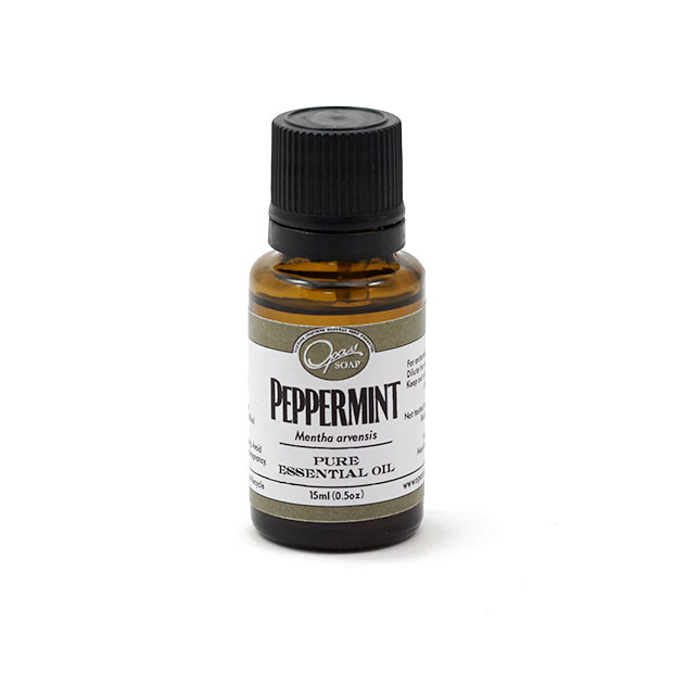 Peppermint Organic (Mentha arvensis)