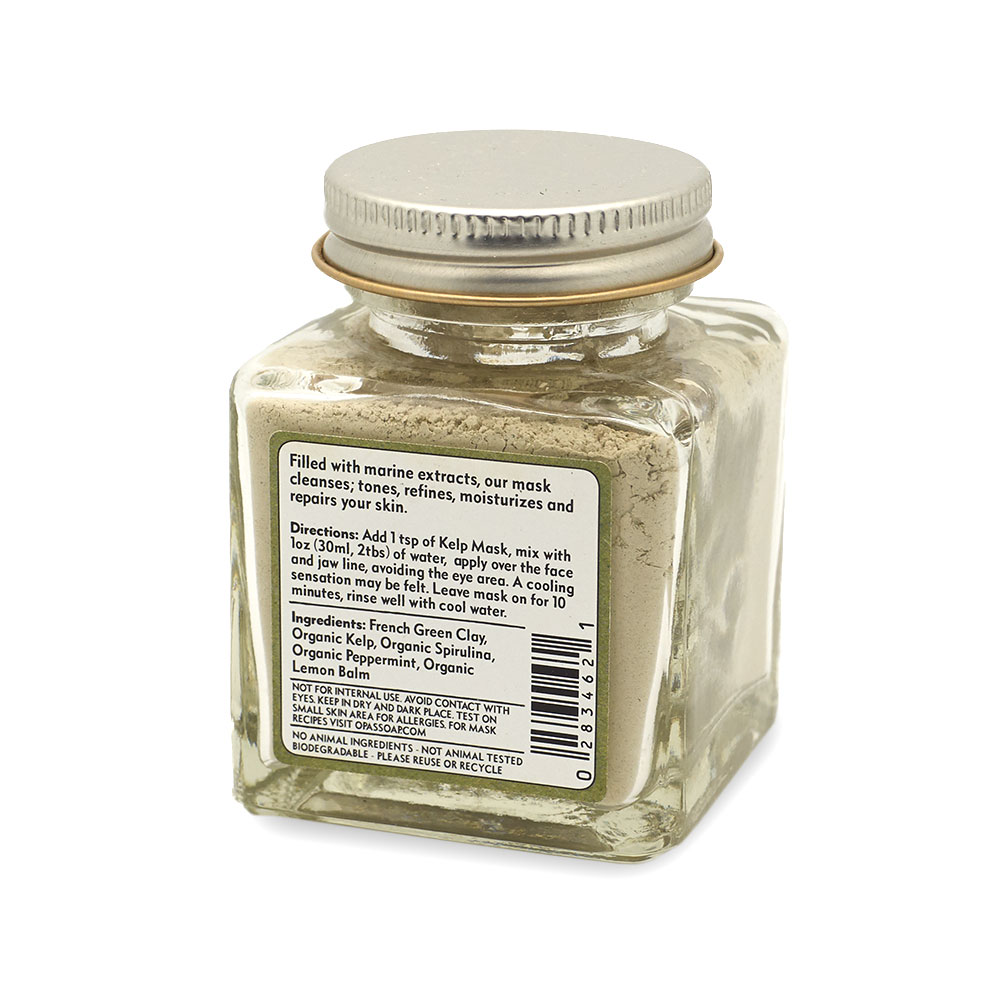 Kelp Facial Mask Powder