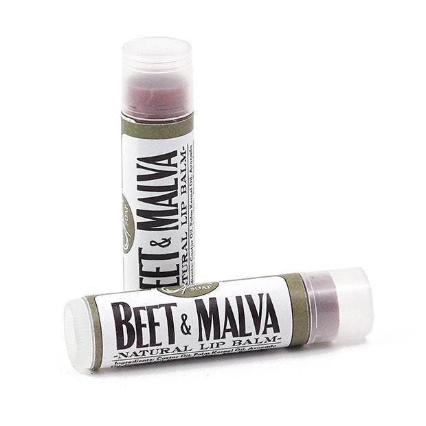 Beet & Malva Lip Balm