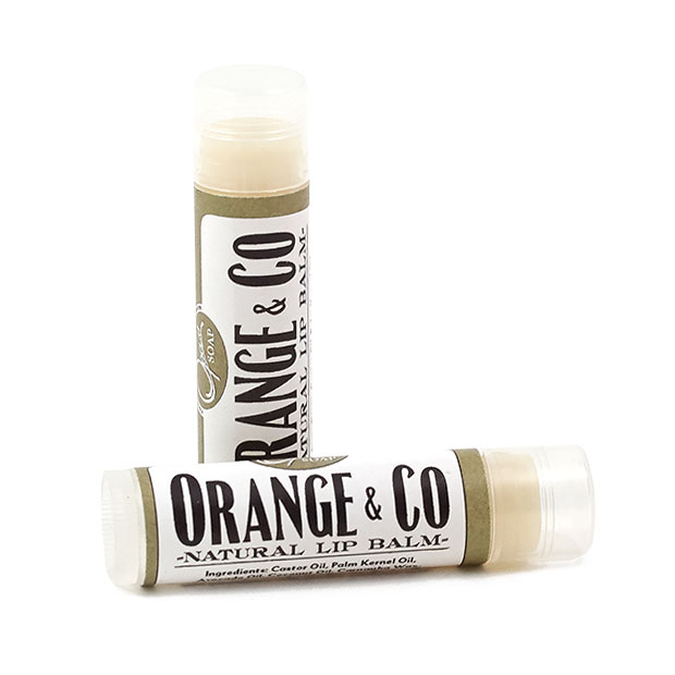 Orange & Co Lip Balm
