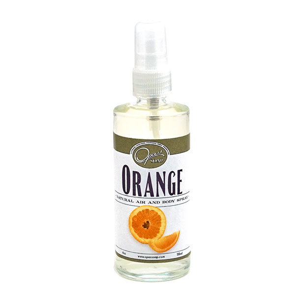 Orange Spray
