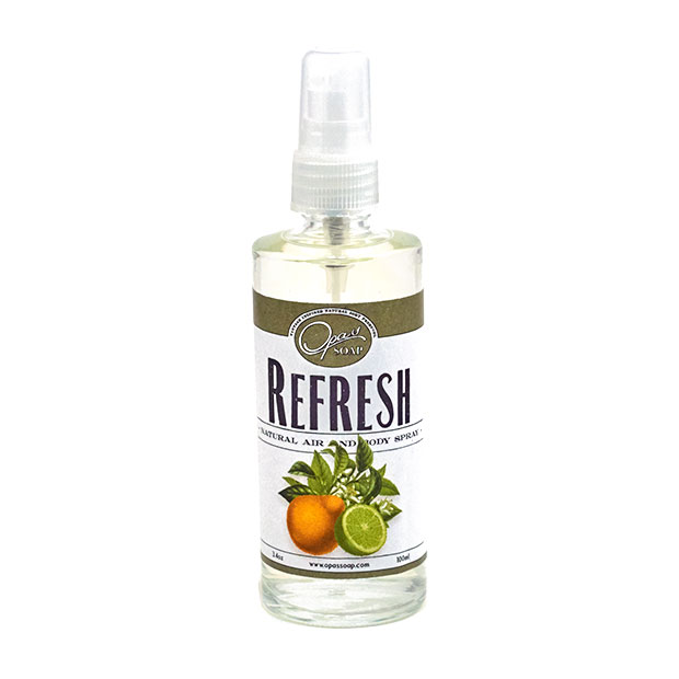Refresh Spray