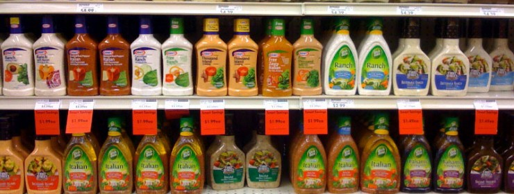 MSG and Salad Dressings