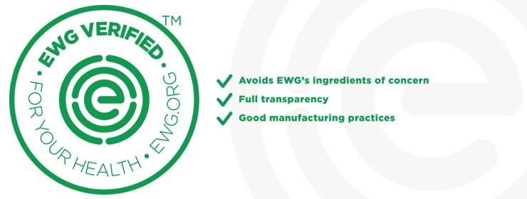 Opas Soap is now a EWG Verified Member