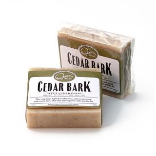 Cedar Bark Soap